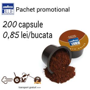200 capsule lavazza blue