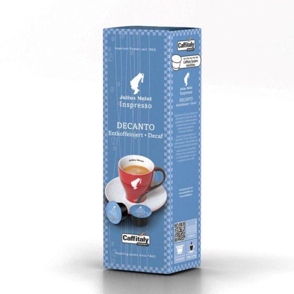 capsule fara cofeina Julius Meinl