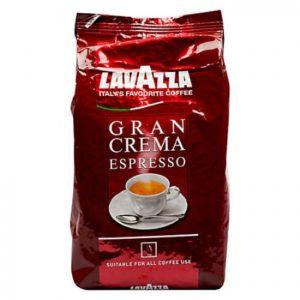 Cafea Lavazza boabe Gran Crema Espresso
