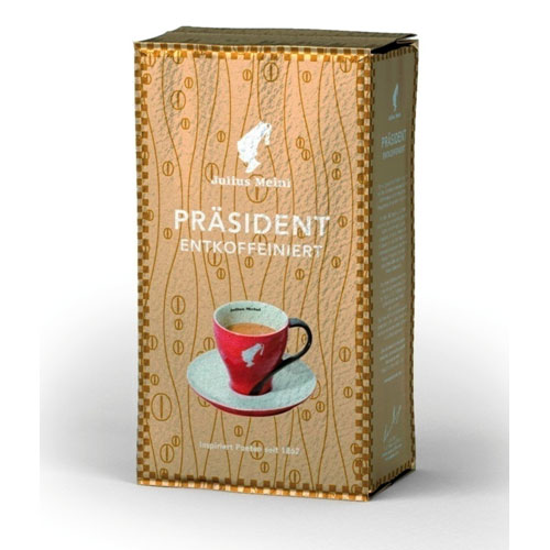 Cafea President Decaf 250g