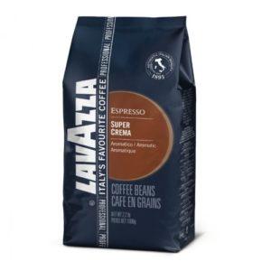 Cafea boabe Super Crema Espresso Lavazza