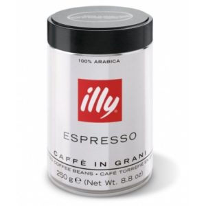 Cafea boabe illy Dark Roast -250g