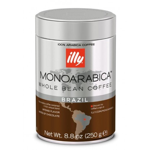 Cafea boabe illy Monoarabica Brasil