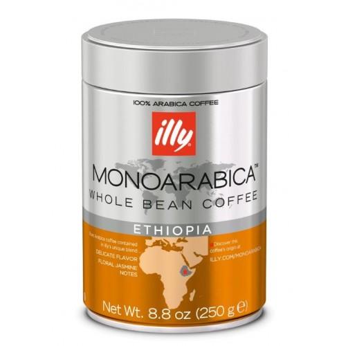 Cafea boabe illy Monoarabica Etiopia