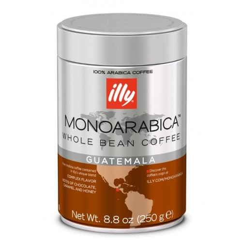 Cafea boabe illy Monoarabica Guatemala