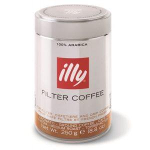 Cafea macinata illy filtru
