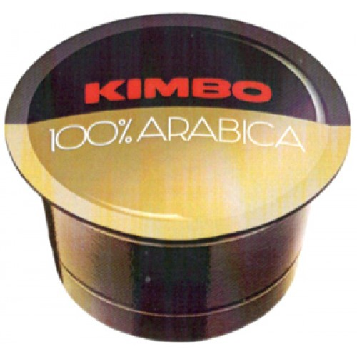 Capsule Kimbo Arabica - cutie cu 100 capsule