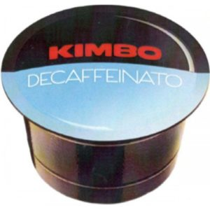 Capsule Kimbo Decaffeinato - cutie cu 100 capsule