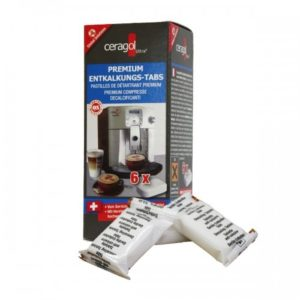 Tablete pentru decalcifiere Ceragol Premium Descaling Tabs