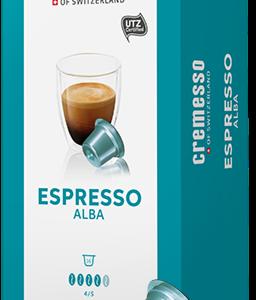 capsule cremesso espresso alba