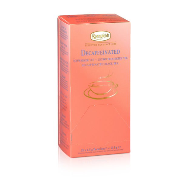 ceai decofeinizat