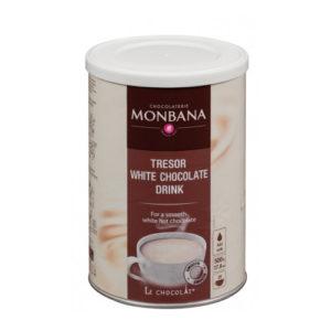 monbana ciocolata calda alba