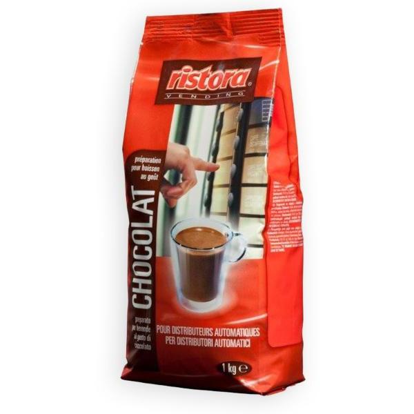 ristora ciocolata calda rosso vending