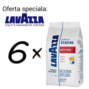lavazza vending