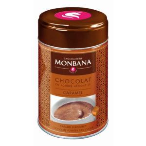 monbana ciocolata caramel