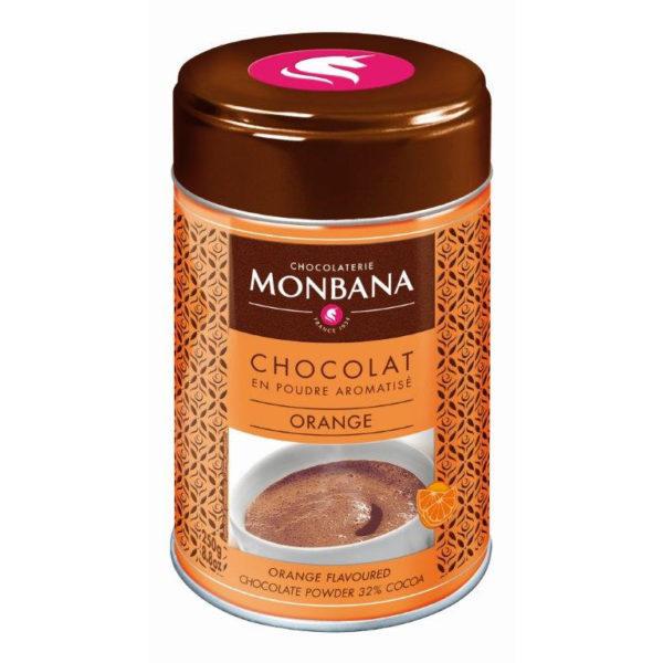 monbana ciocolata portocale