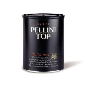Pellini_Top_Tin_cafea macinata