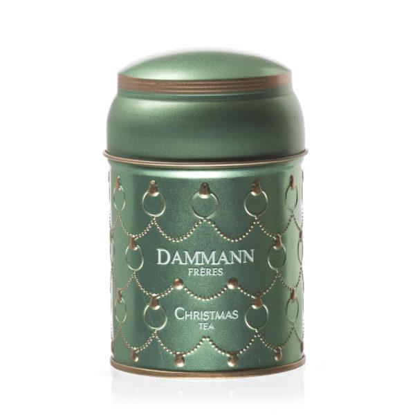 ceai dammann_CHRISTMAS_TEA_VERT_100G