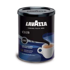 lavazza club macinata cutie