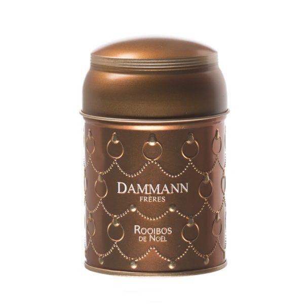 dammann ceai craciun rooibos-de-noel-boite-100g